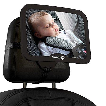 Espelho Back Seat Para Carro - Black - Safety 1st