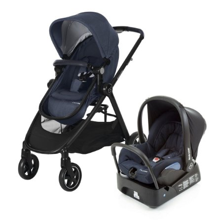 Travel System Anna Com Base - Nomad Blue - Maxi-cosi