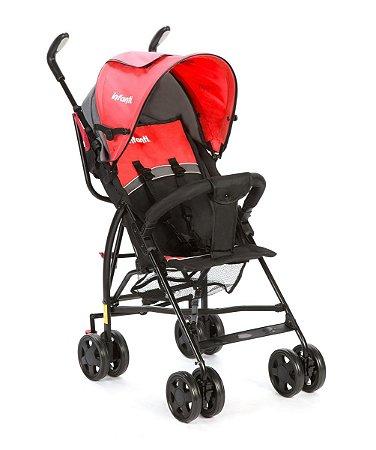 Carrinho De Bebê Umbrella Spin Neo Red - Infanti