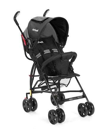 Carrinho De Bebê Umbrella Spin Neo Black - Infanti