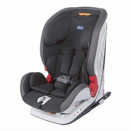 Cadeira Para Auto Youniverse Fix - Jet Black - Chicco