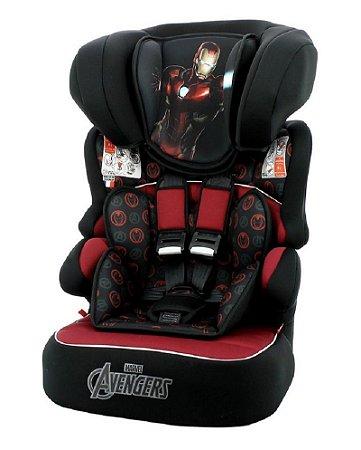 Cadeira para Auto Beline Luxe 36kg Homem de Ferro - Marvel
