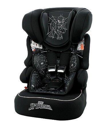 Cadeira para Auto Beline Luxe 36kg Homem Aranha - Marvel