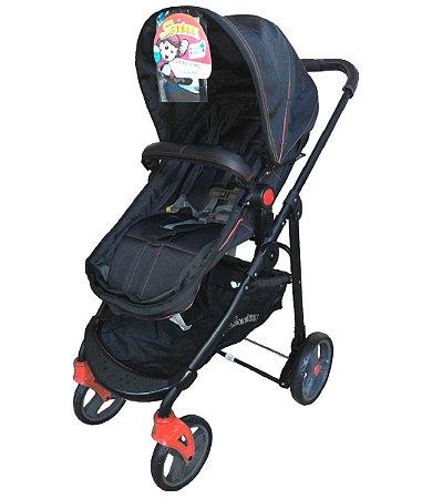 Carrinho de Bebê Travel System Olympus (até 15 kg) - Seninha - Galzerano