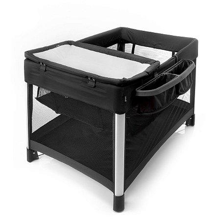 Berço Portátil Easy Fold (0 a 15 kg) - Black - Safety 1st