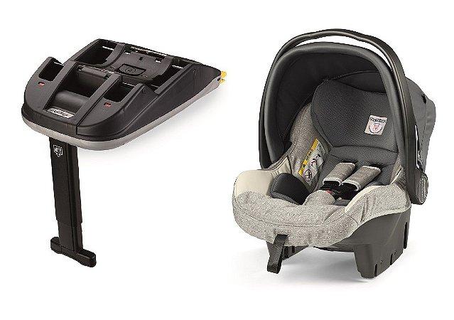 Bebe Conforto Primo Viaggio SL com Base Isofix (até 13 kg) - Luxe Opal - Peg-Pérego