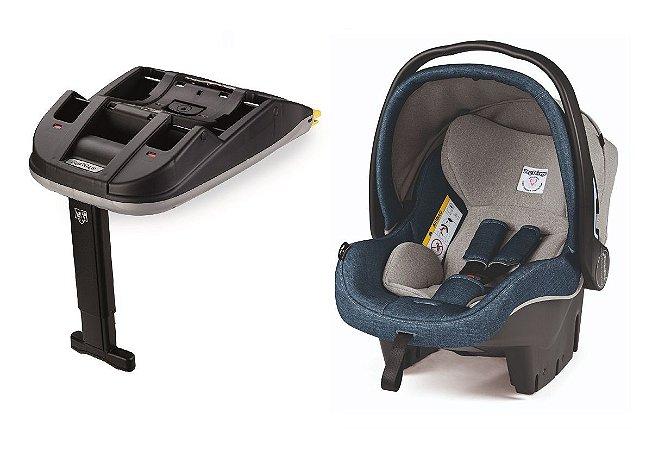 Bebe Conforto Primo Viaggio SL Urban Denim e Base Isofix