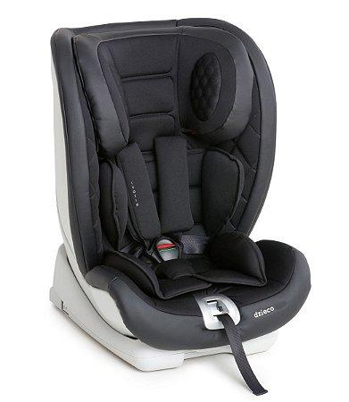 Cadeira para Auto Techno Fix - Black - Dzieco