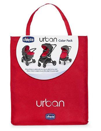 Color Pack para Carrinho de Bebê Urban - Red Passion - Chicco