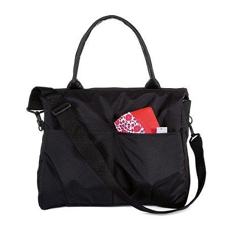 Bolsa Organizadora Pure Black - Chicco