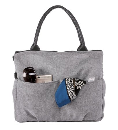 Bolsa Organizadora - Cool Grey - Chicco