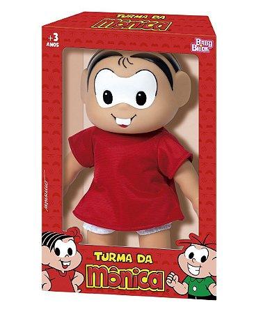 Boneca Mônica da Turma Da Mônica Clássico - Baby Brink