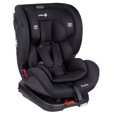 Cadeira para Auto  Everfix Full Black 0 a 25kg - Safety 1st