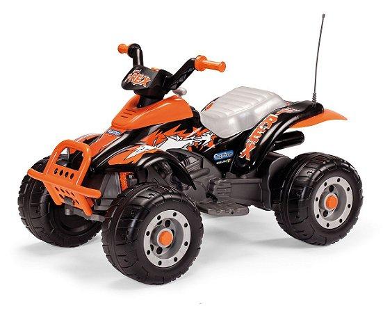 Quadriciclo Elétrico Corral T-Rex 12 volts - Peg-Pérego