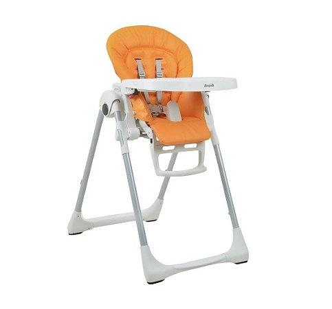 Cadeira de Alimentação Prima Pappa (até 15 kg) - Orange - Burigotto