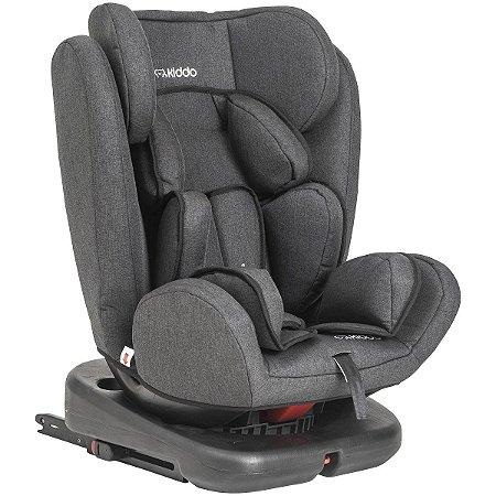 Cadeira para Carro Giro 360° (até 36 kg) - Preto - Kiddo