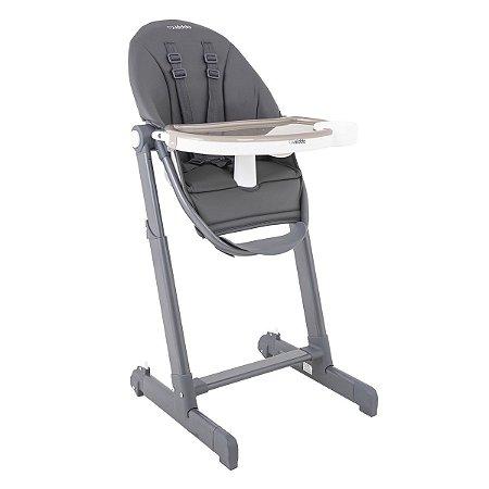 Cadeira de Alimentação Enjoy (até 15 kg) - Grafite - Kiddo