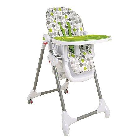 Cadeira de Alimentação Snack (até 15 kg) - Verde - Kiddo