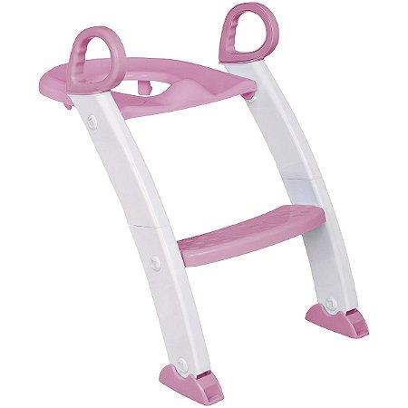 Escadinha Step By Step (até 23 kg) - Rosa - Kiddo