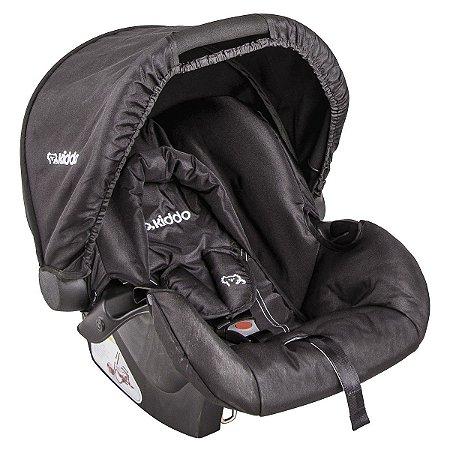 Bebê Conforto Cozycot Click Preto Para Carrinho Omega Kiddo