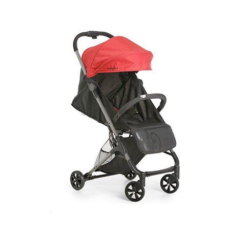 Carrinho de Bebê Duolee (até 15 kg) - Vermelho - Galzerano