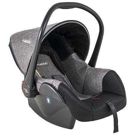 Bebê Conforto Casulo Click para Carrinho Compass (até 13 kg) - Grafite - Kiddo
