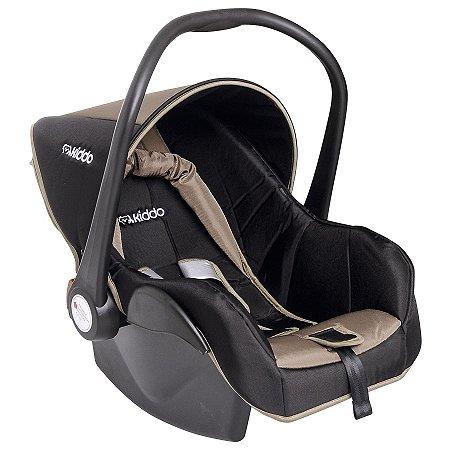 Bebê Conforto Casulo (até 13 kg) - Cappuccino - Kiddo