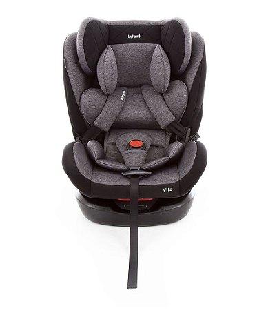 Cadeira Para Auto Vita - Grey Fuzz - Infanti
