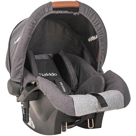 Bebê Conforto Cozycot Click (até 13 kg) - Grafite - Kiddo