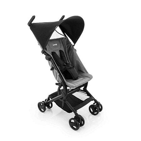 Carrinho de Bebê Micro (até 15 kg) - Grey Denim - Safety 1st
