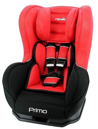 Cadeira para Carro Nania Primo Luxe (até 25 kg) - Rouge - Team Tex