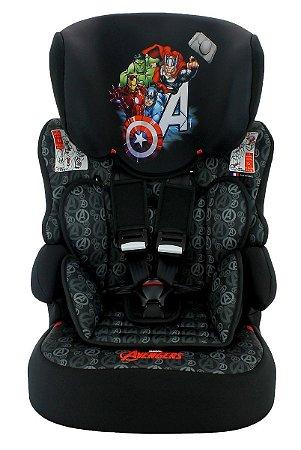 Cadeira Para Auto Kalle Avengers - Marvel