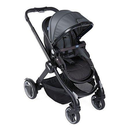 Carrinho de Bebê Fully (até 15 kg) - Stone - Chicco