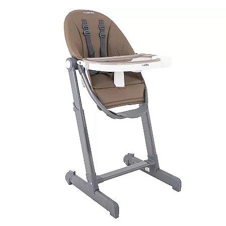 Cadeira de Alimentação Enjoy (até 15 kg) - Marrom - Kiddo