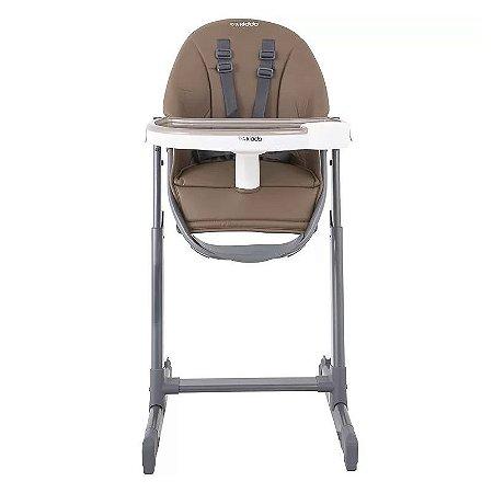Cadeira de Alimentação Enjoy Marrom - Kiddo