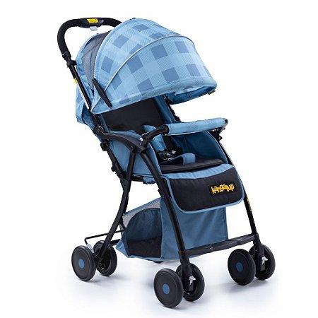 Carrinho de Bebê Easy! (até 15 kg) - Azul - Kangalup