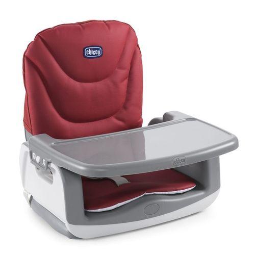 Assento Elevatório para Alimentação Up To 5 (até 15 kg) - Scarlet - Chicco