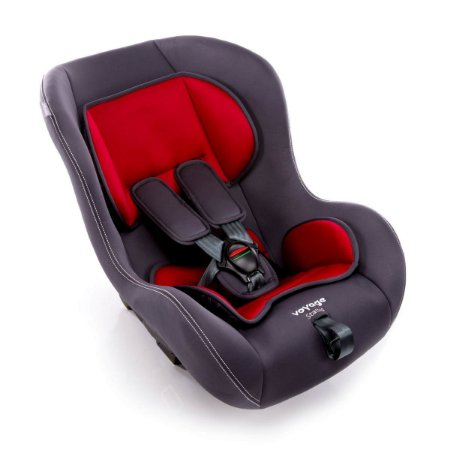 Cadeira para Auto Status (até 25 kg) - Cinza e Vermelho - Voyage