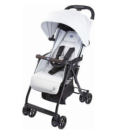 Carrinho de Bebê Ohlalà (até 15 kg) - Silver - Chicco
