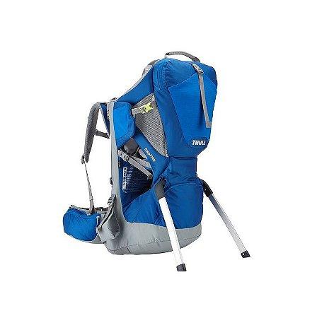 Mochila Sapling Child Carrier (até 22 kg) - Azul e Cinza - Thule