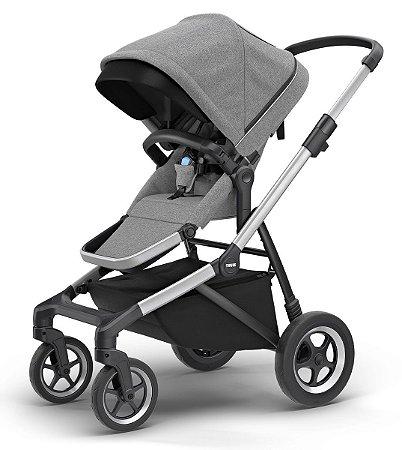 Carrinho de Bebê Sleek - Grey Melange - Thule
