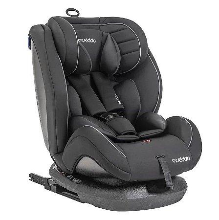 Cadeira para Carro Mooz+ (até 36 kg) - Cinza - Kiddo
