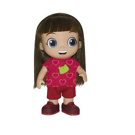 Boneco Giovanna Neto Oficial - Brinquedos Rosita