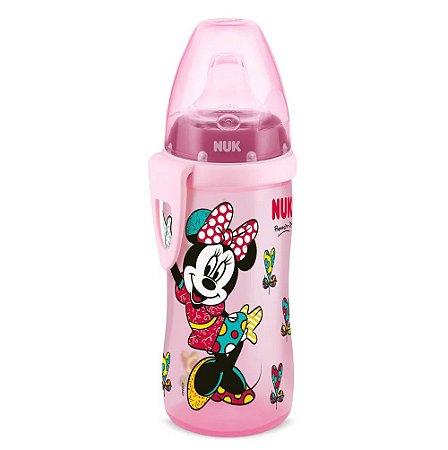 Copo de Treinamento 300ml (+12M) - Minnie - Disney by Britto - NUK