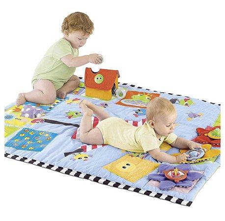 Tapete de Atividades Yookidoo Discovery Playmat 0m - Kiddo