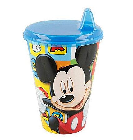 Copo Bico Rígido 430 ml  Mickey - Lillo