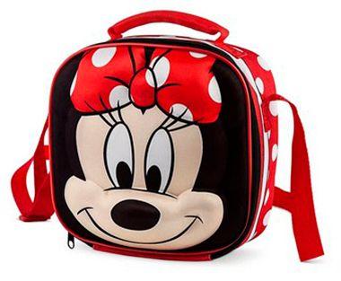 Lancheira 3D - Minnie - Disney - Lillo