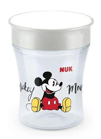 Copo Magic Cup 360° Evolution 230ml (8m+) Mickey - Nuk