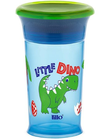 Copo Treinamento 360° (12+) Dino - 266ml - Lillo