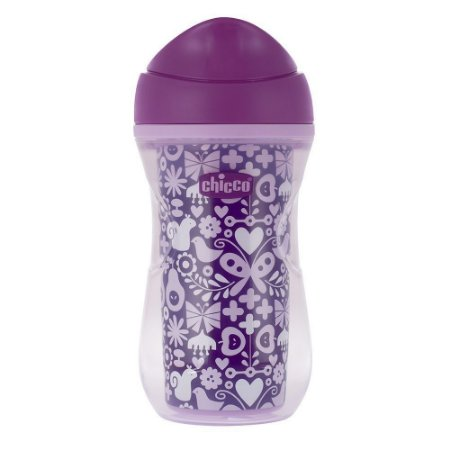 Copo Active 266ml (Cup 14M+) Roxo - Chicco